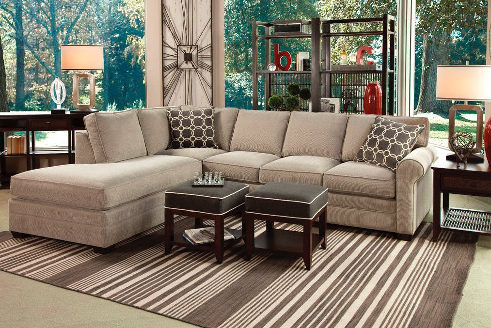 Bedford 3 Piece Sectional | Braxton Culler Furniture | Home Gallery Stores