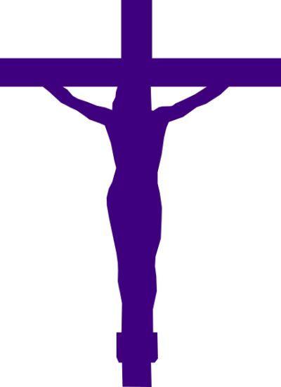 purple cross clip art lenten season pinterest clip art purple rh pinterest ca