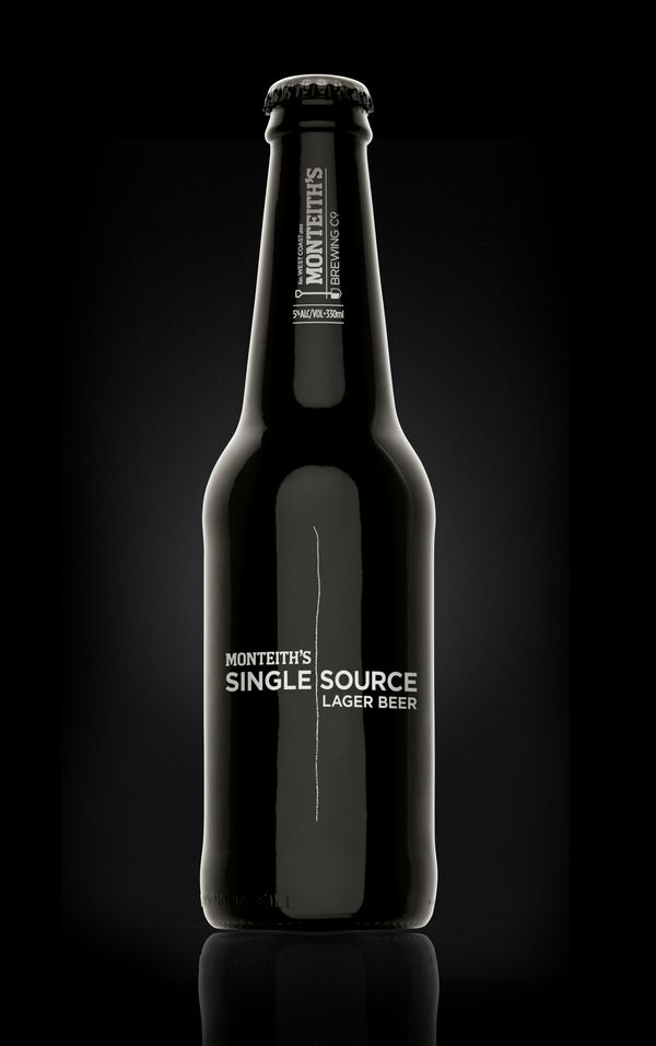Monteith's Single Source Packaging on the Behance Network