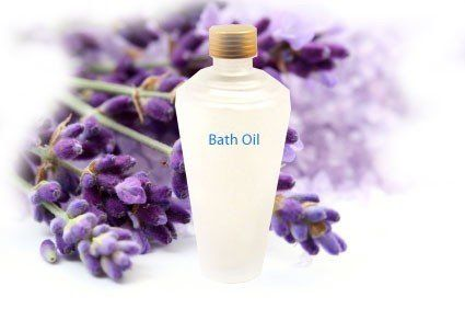 Castle Baths - Tre'Yours Lavender Bath Oil - 4 oz by Tre'Yours. $27.00. Castle Baths' bath oil is made with the highest grade therapeutic lavender oil from the high mountaintops in France. The higher the mountain, the sweeter the crop!. Soothes sunburned skin and sun-damaged skin. Good for dry, dehydrated, and aged skin. Multiple bath oils can be combined to create your own unique aromatic bath.. Helps your skin absorb moisture from the surrounding bath water. R...