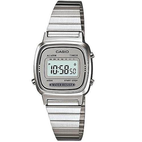 Reloj de mujer casio a168wg 98 wef