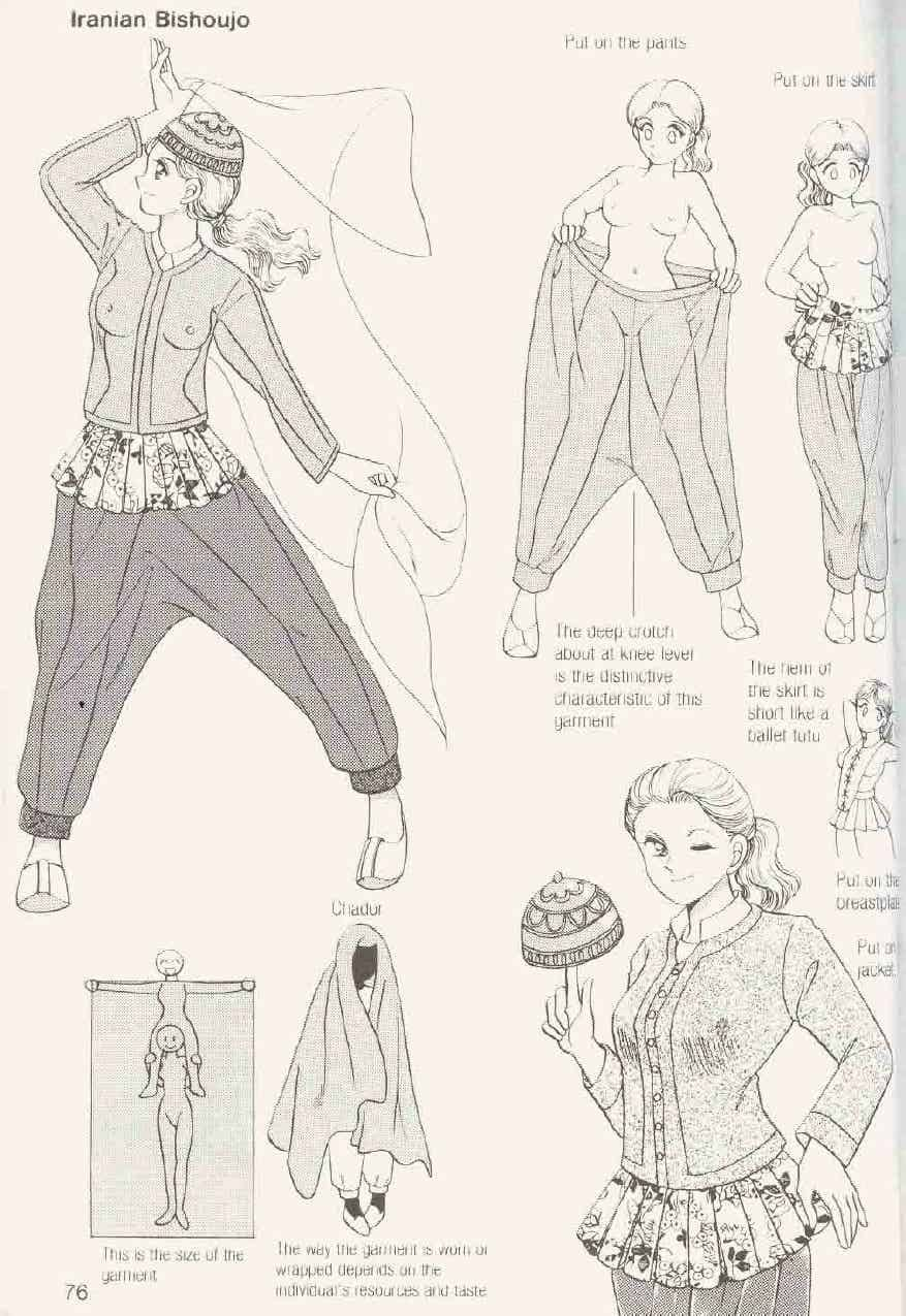 Como Desenhar Manga Shojo With Images Concept Art Characters