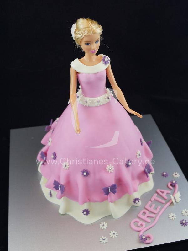 Barbietorte Barbietorten Barbie Torte 3d Barbietorte