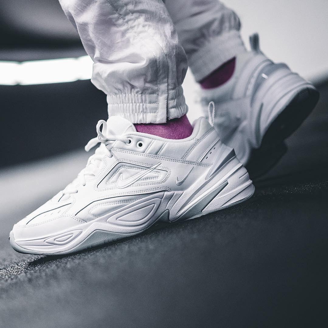 Insidesneakers Nike M2k Tekno White Pure Platinum Av4789 101 Sneakers Men Fashion Mens Nike Shoes Sneakers