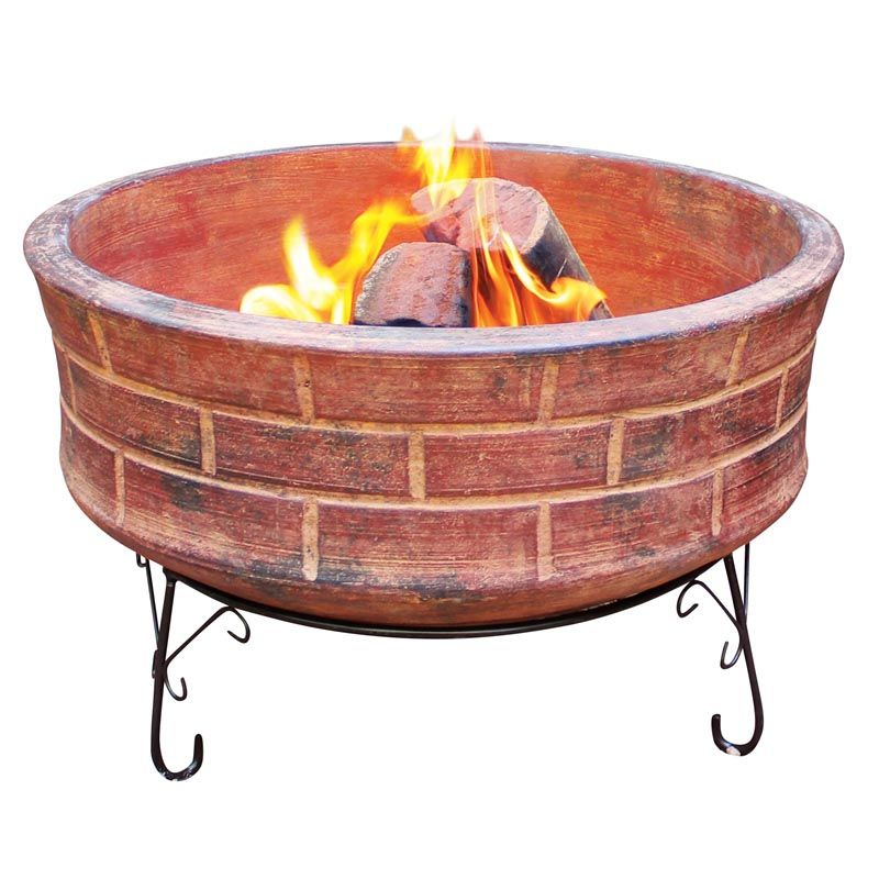 Mexican Fire Pit Bunnings | Fire Pit | Pinterest