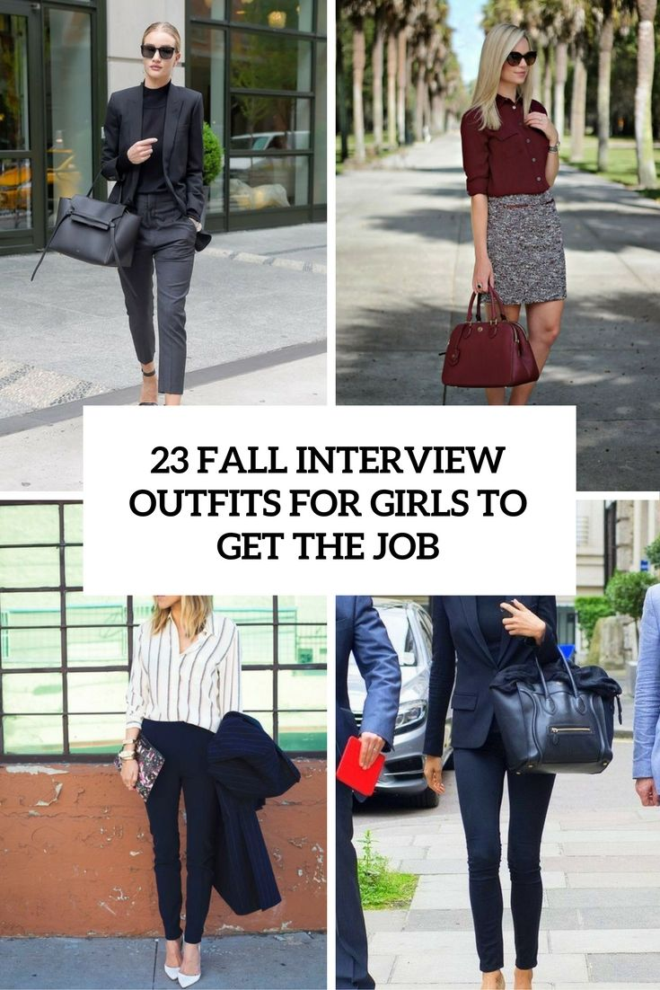 0efcefe09f0 fall interview outfits for girls to get the job cover