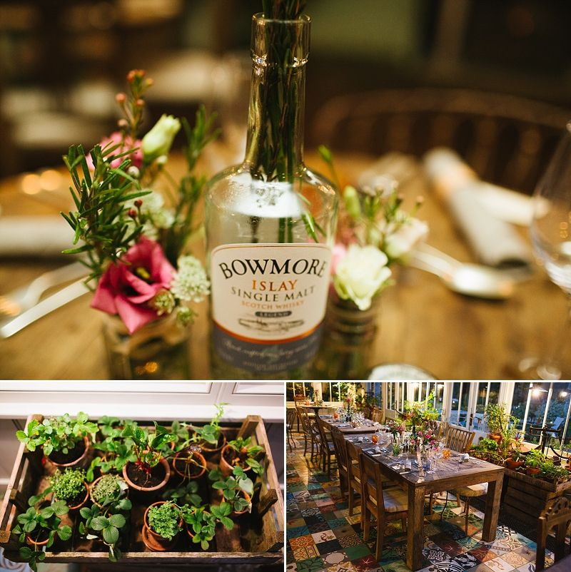 Elly Michaels Rustic Winter Wedding At The Pig Hotel In New Forest Hampshire