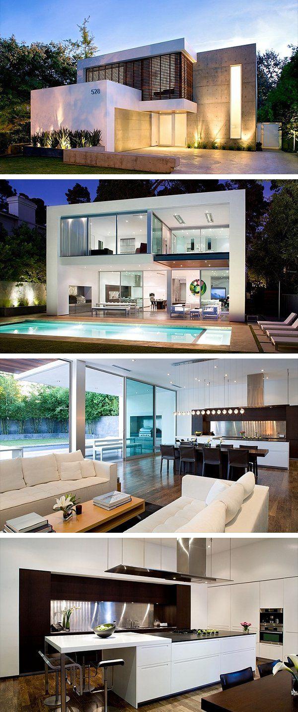 24th Street Residence by Steven Kent Architect in Santa Monica ...
