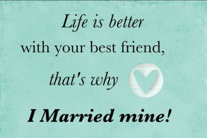 husband and best friend quotes