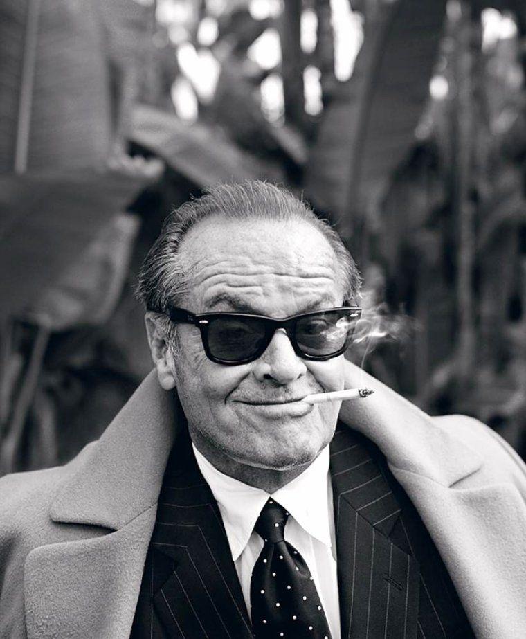 Jack Nicholson con Persol