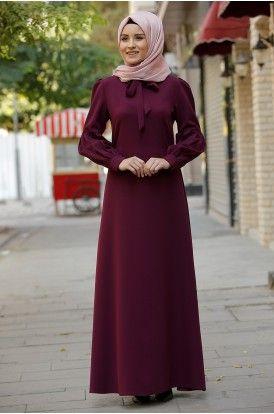 Tuba Elbise Fusya Rana Zen Elbise Elbise Modelleri The Dress