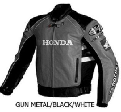 Black//Black//Small Honda Joe Rocket CBR Mens Textile Street Racing Motorcycle Jacket
