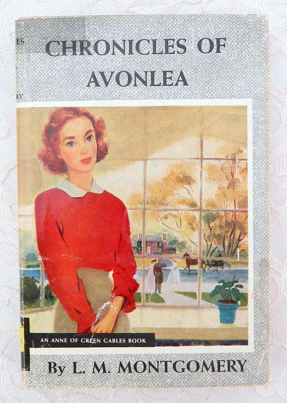 Chronicles Of Avonlea By L M Montgomery Anne Green Gables Series Grosset Dunlap Publishers 306