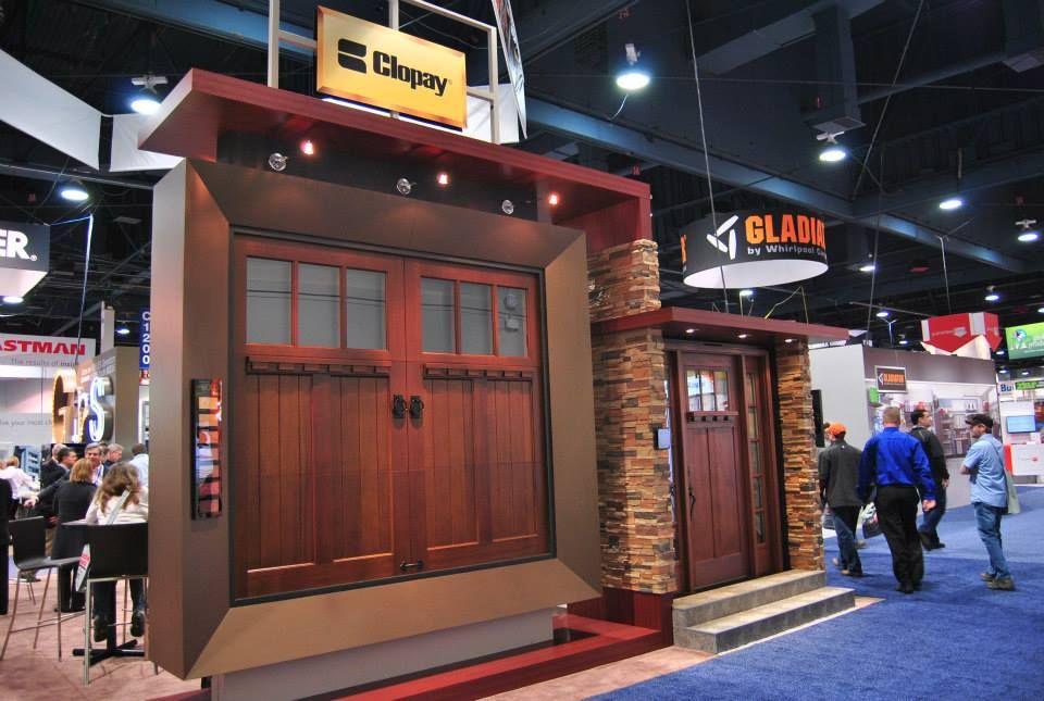 Coordinating Clopay Garage Door And Front Door Reserve