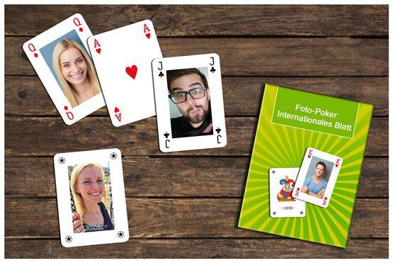 Kartenspiele Drucken