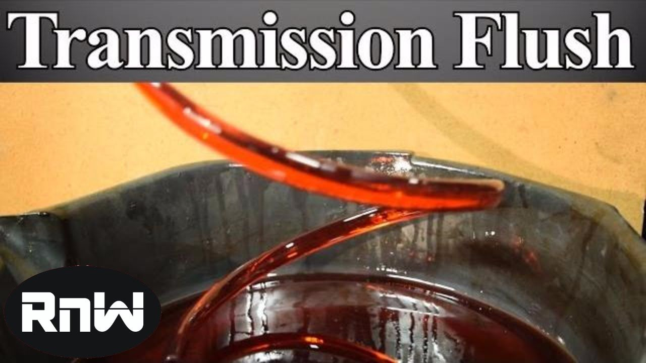 how to do an easy diy transmission fluid flush hack | dw's favorite