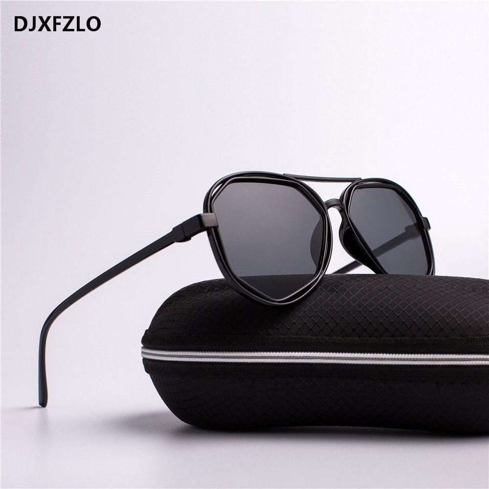 13f7c6676c DJXFZLO Fashion Goggle Small Frame Polygon Clear Lens Sunglasses Men Brand  Designer Vintage Sun Glasses Hexagon uv400 Price  7.95   FREE Shipping ...