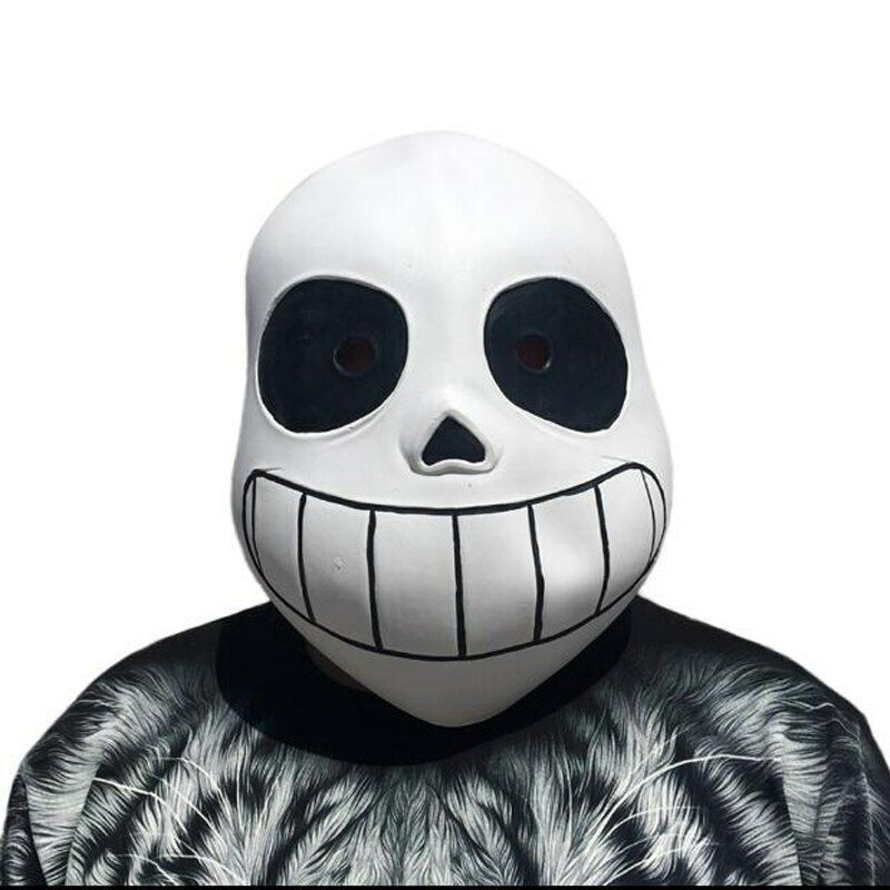 Creative Half Face Latex Mask Kids Toy Pet Mask Cosplay Halloween Party Props