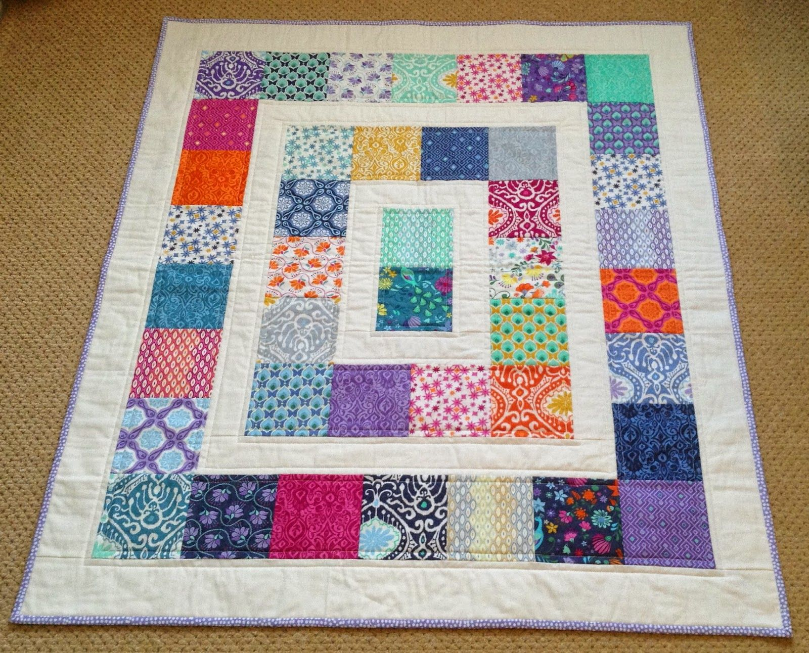 Best 25+ Charm pack quilts ideas on Pinterest   Charm pack quilt ... : baby quilt square ideas - Adamdwight.com
