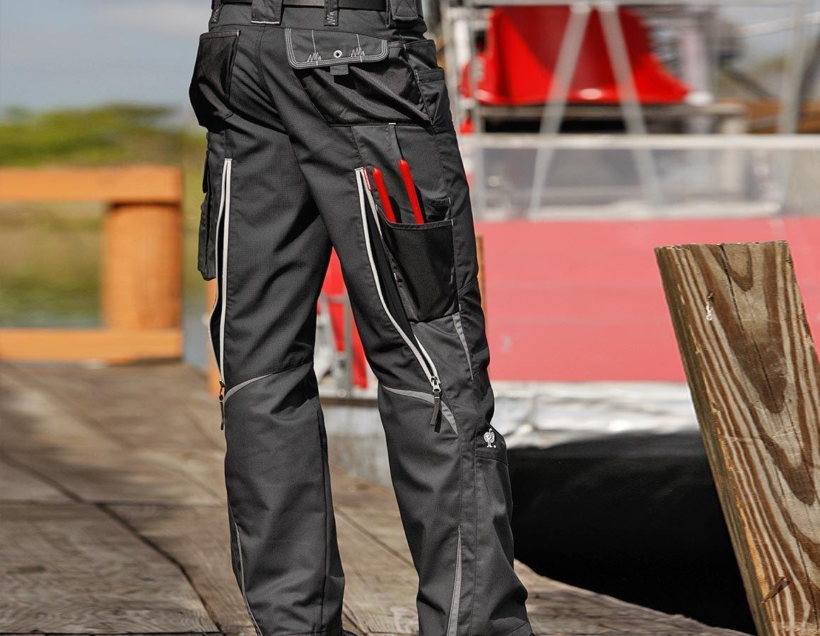 uk store new design best online Trousers e.s.motion Summer - engelbert strauss | Workwear ...