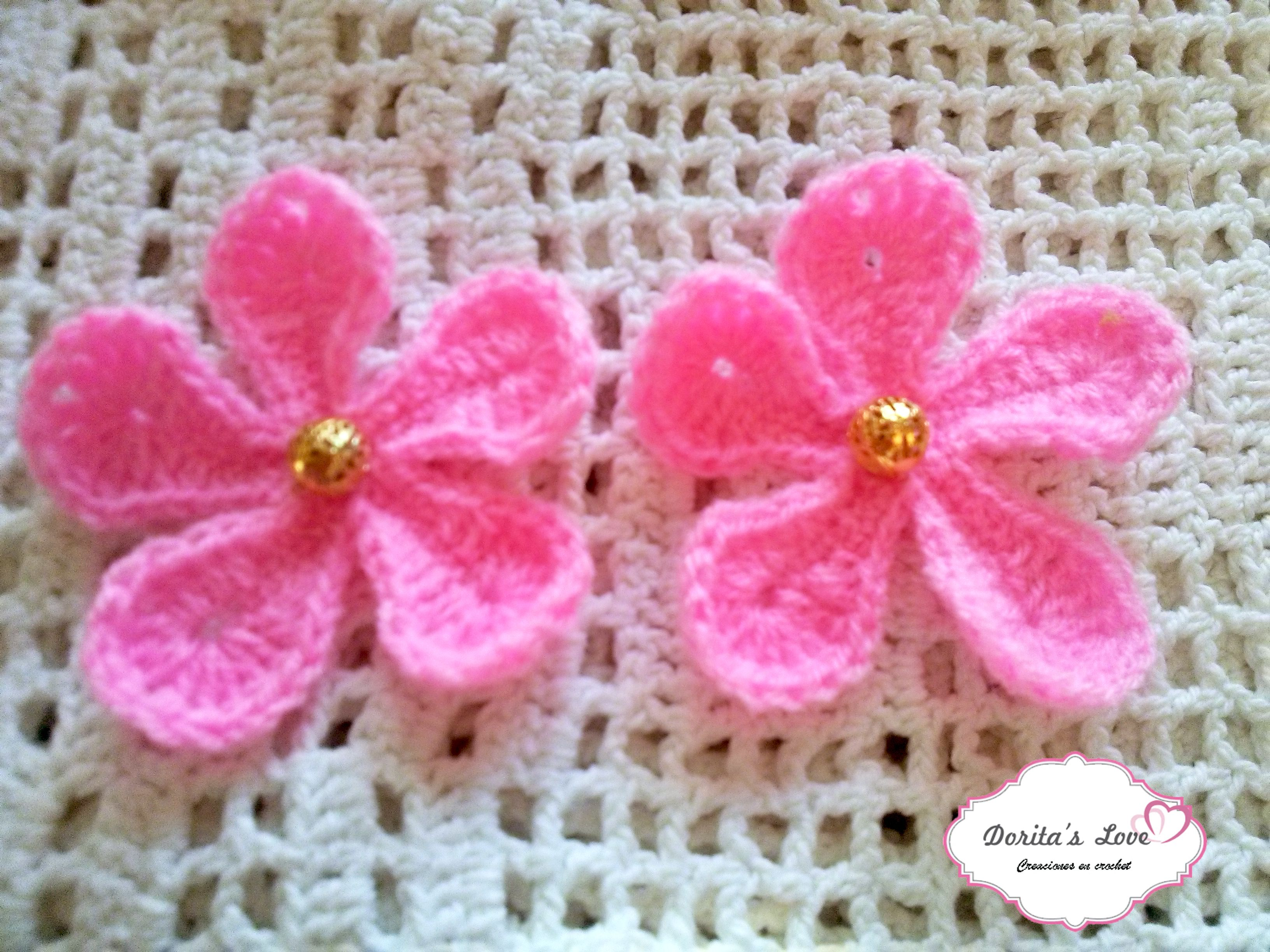 Flores de oto o crochet tejidos de punto 517558 for Almohadones para sillones