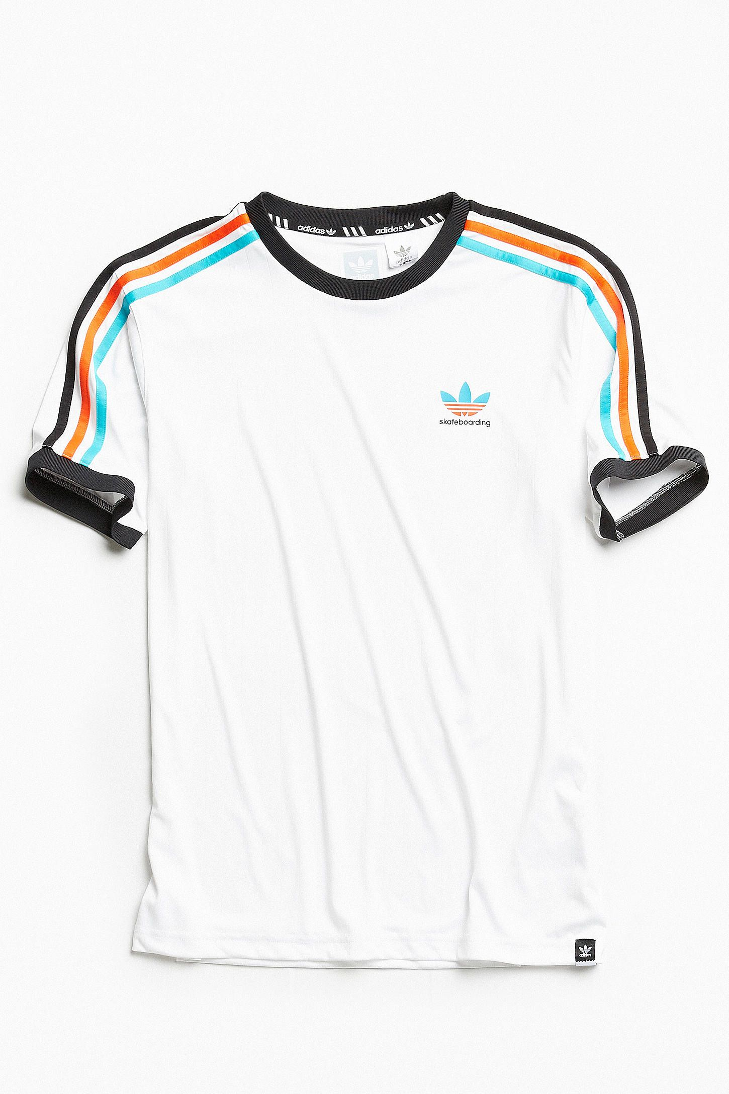 1fbc0d9923db9 Slide View  1  adidas Skateboarding Club Jersey Tee
