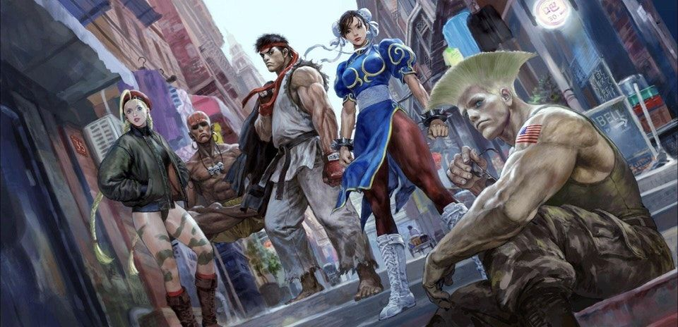 This Realistic Street Fighter Art Is Amazing Streetfighter Street Fighter Street Fighter Art Ryu Street Fighter