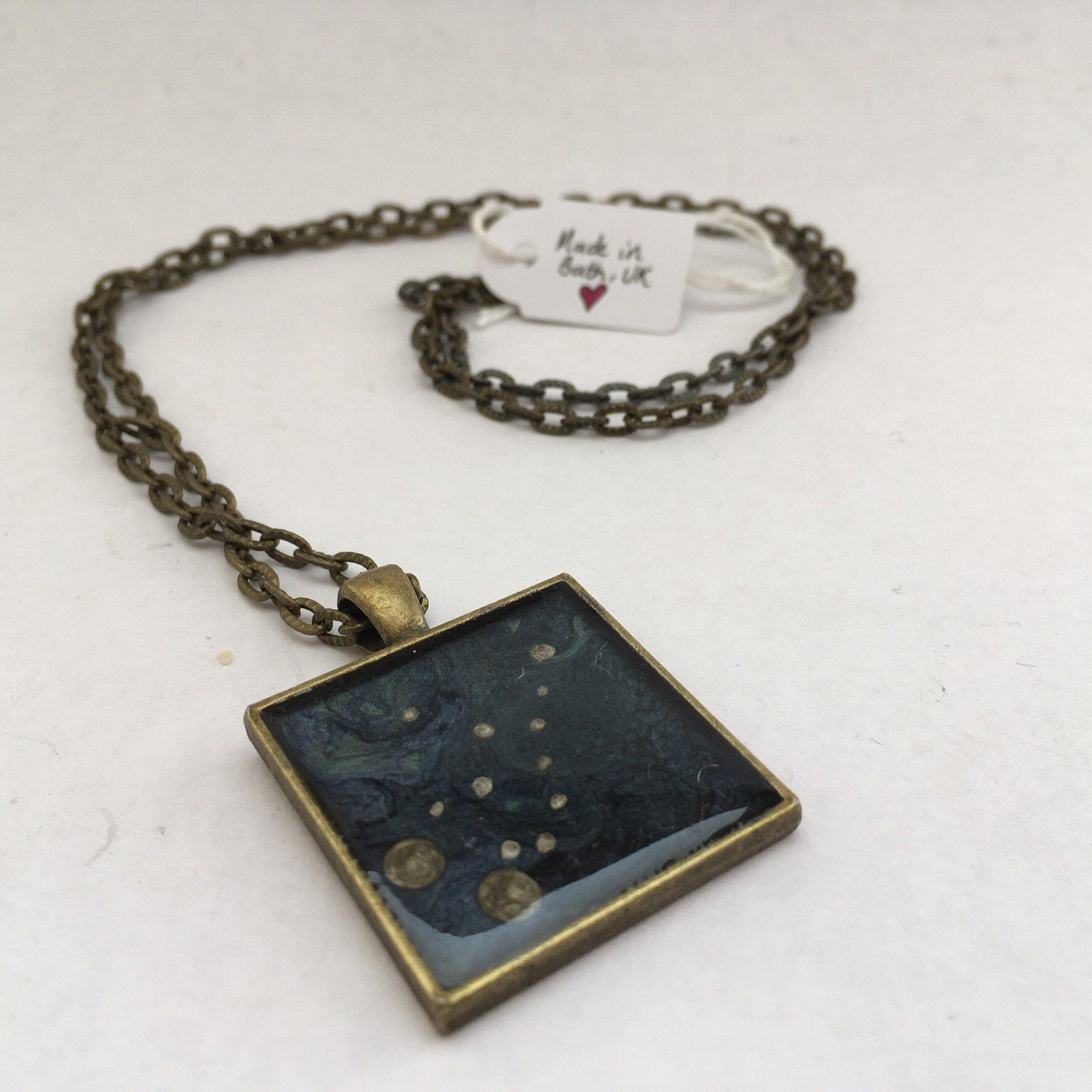 Virgo zodiac constellation jewelry necklace virgo star sign pendant