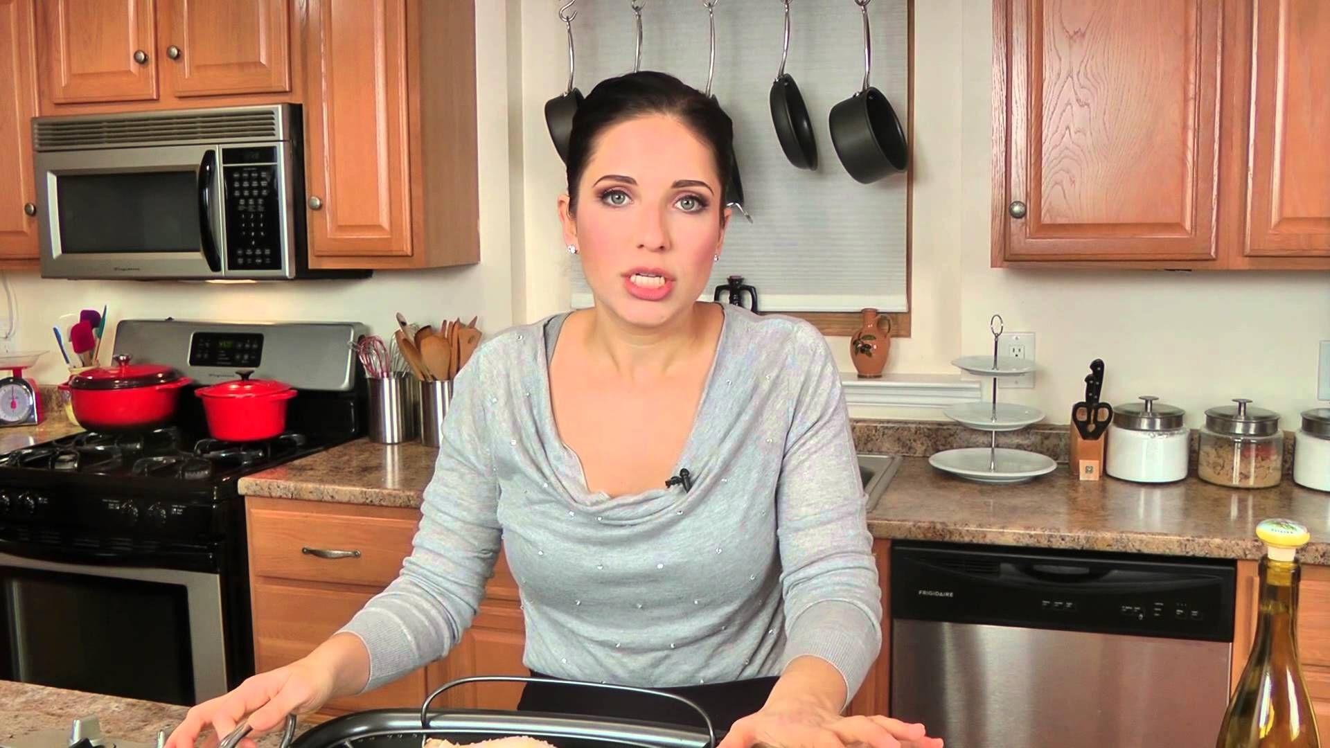 Truffle Salted Whole Roast Chicken Recipe - Laura Vitale - Laura in ...
