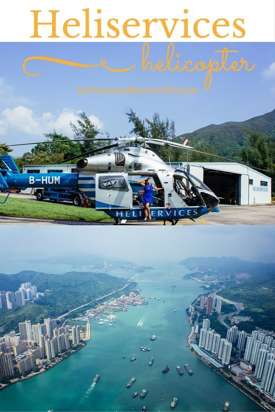 High Flying For A Day With Heliservices Hong Kong