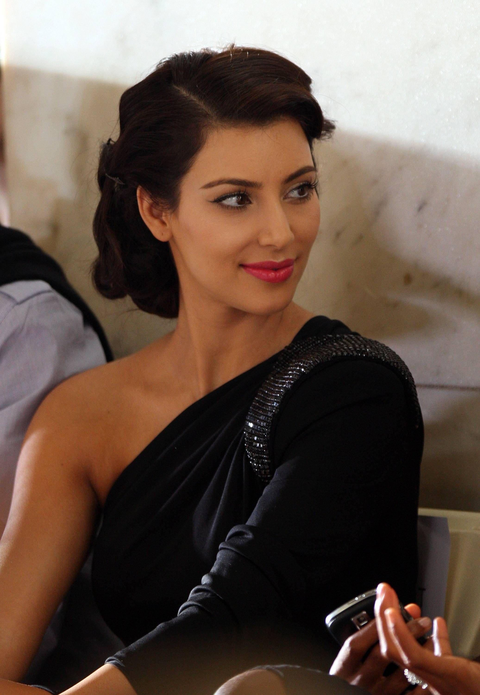 one of Kim Kardashian s Best Ever Hairstyles