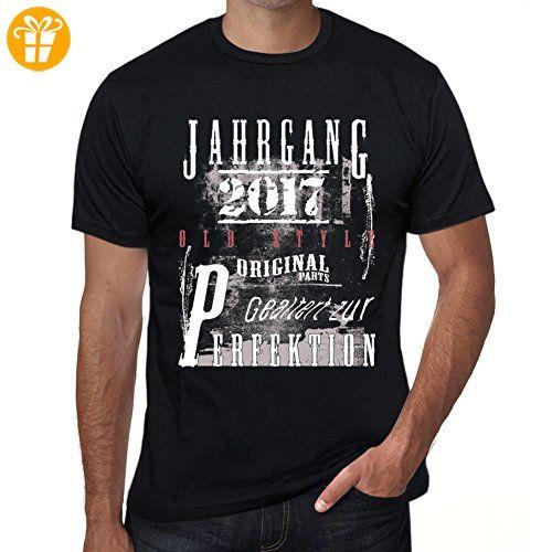 2017, vintage tshirt herren, geburtstag t-shirt, geschenke für männer - Shirts mit spruch (*Partner-Link)