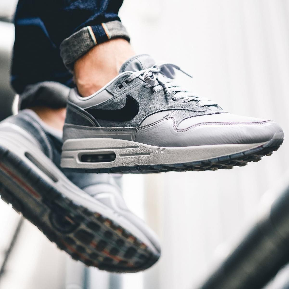 By Centre »Shoes Sneakers 1 Night Air Nike « Max Pompidou yfbg7Y6