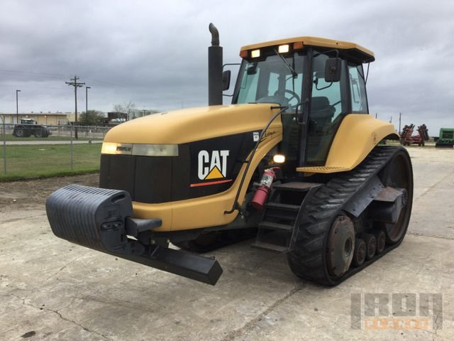 Cat Challenger 55 Rubber Track Tractor in Victoria, Texas