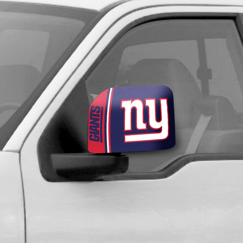 The New York Giants Car Side Mirror Cover | NFL - New York Giants ...