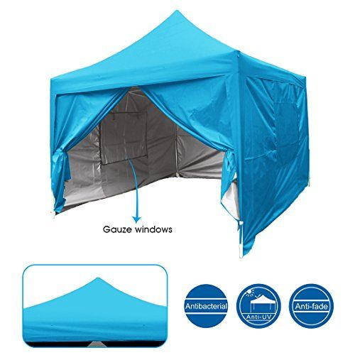 Best C&ing Tents | Quictent Privacy 8x8 Blue EZ Pop Up Party Tent Canopy Gazebo Mesh Curtain WaterproofQuictent Privacy 8x8 Blue EZ Pop Up Party Tent ...  sc 1 st  Pinterest & Best Camping Tents | Quictent Privacy 8x8 Blue EZ Pop Up Party ...