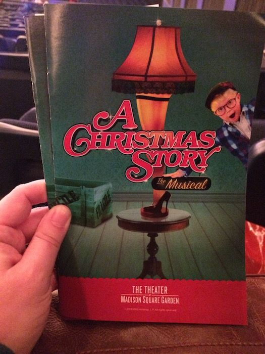 christmas shows in nyc - Nyc Christmas Shows