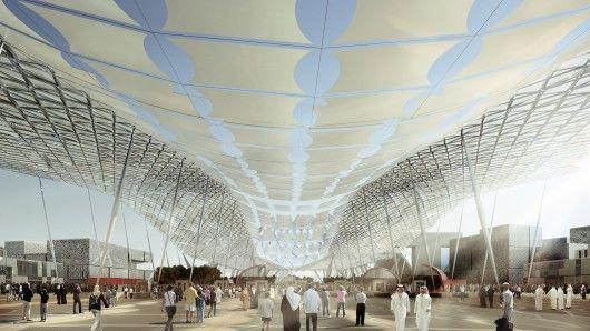 Dubai World Expo 2020 by HOK