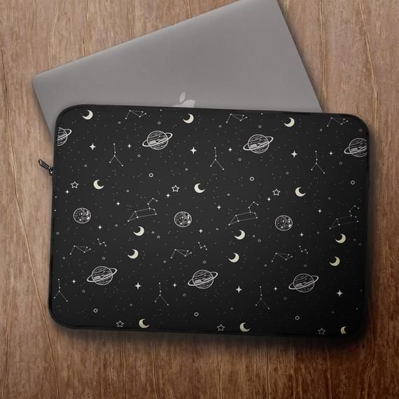 Galaxy Night Sky Laptop Sleeve Laptop Cover for MacBook Pro | Etsy
