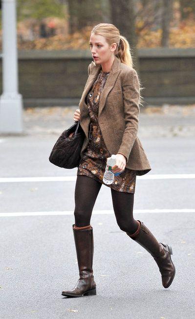 0e7dcfa5cd6d Silk and Spice  Get The Look  Gossip Girl Style - Serena Van Der Woodsen