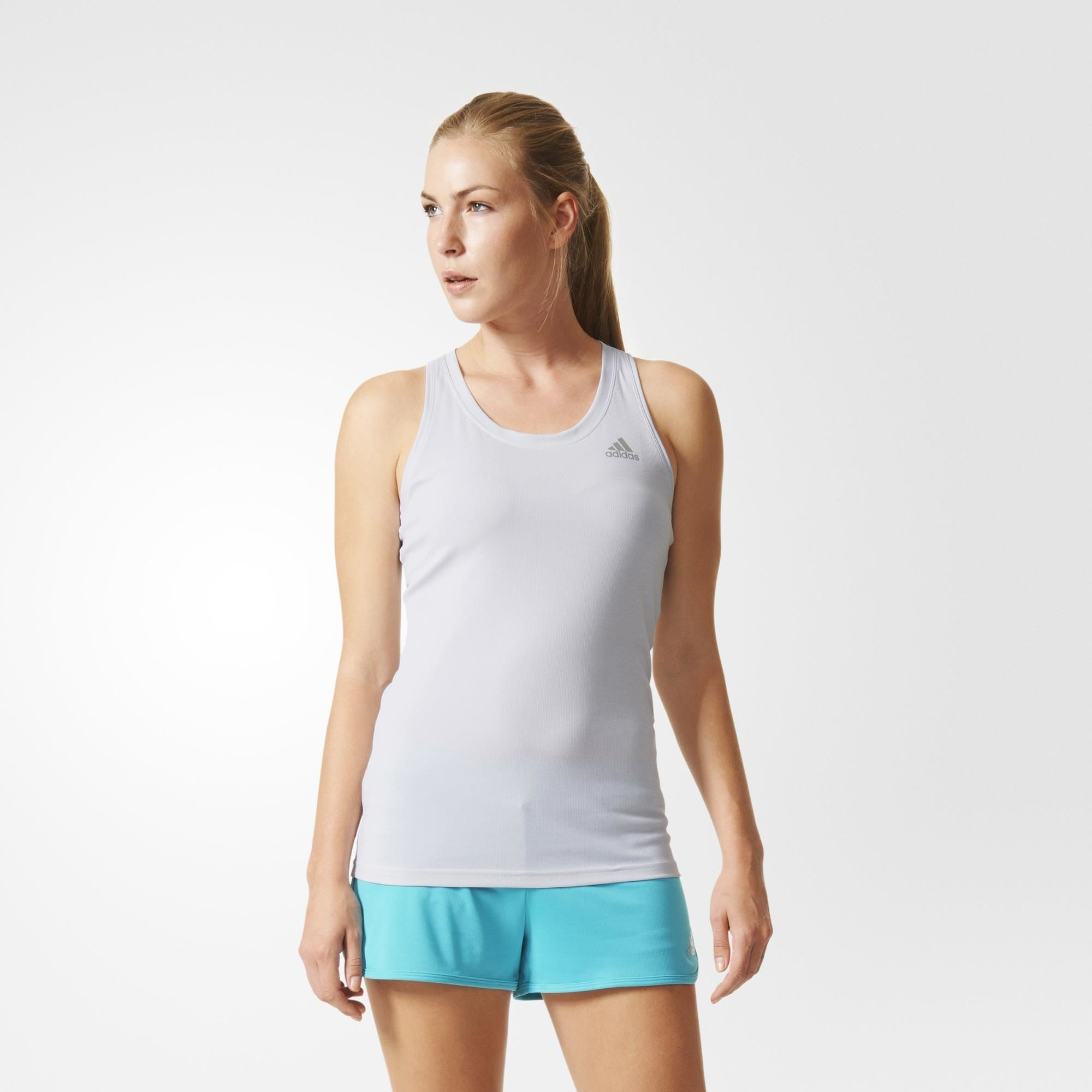 0da2d7e714b08e Shop adidas Women s shirts to stay cool from work-out to sport to street.  Browse adidas Women s tees