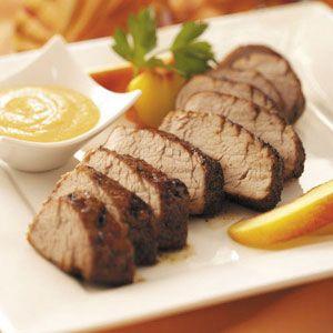 More Pork Tenderloin, my favorite