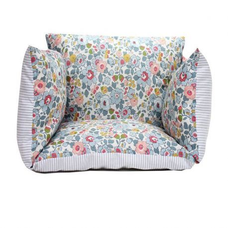 Assise Bebe Liberty Betsy Lab Coussin Chaise Haute Coussin Enfant Chaise Haute Bebe