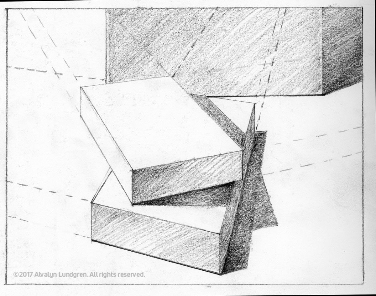 Drawing Basics How To Find Angles And Proportions In