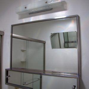 Bathroom Furniture Sliding Doorine Cabinet Recessed Track With Regard To Size 970 X Medicine Door Some Are Shaped Like Bu