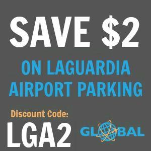 LGA Laguardia Airport Parking Coupon