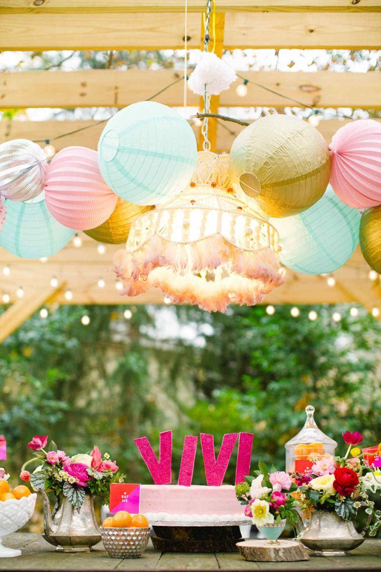 Resultado de imagen para decoracion fiesta mujer adulta - Ideas para fiestas de cumpleanos adultos ...