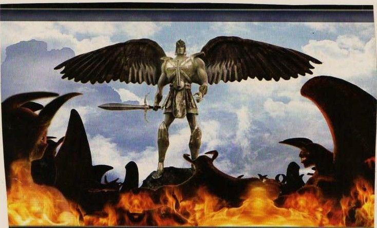 Best Angel Warriors Gods | pictures of warrior angels ...