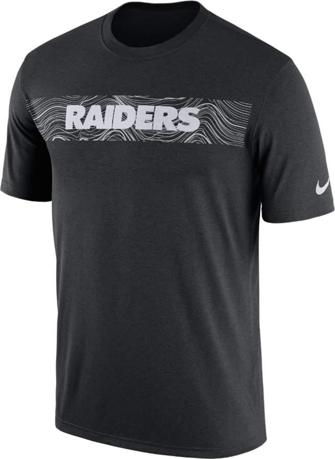 f35ec26b Dri-FIT Legend Seismic (NFL Raiders) Men's T-Shirt | Products | Nike ...