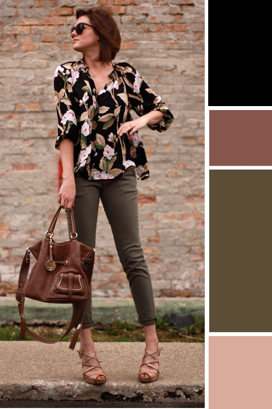 What I Wore: Urban Camouflage | Fashion | Χρώματα ...